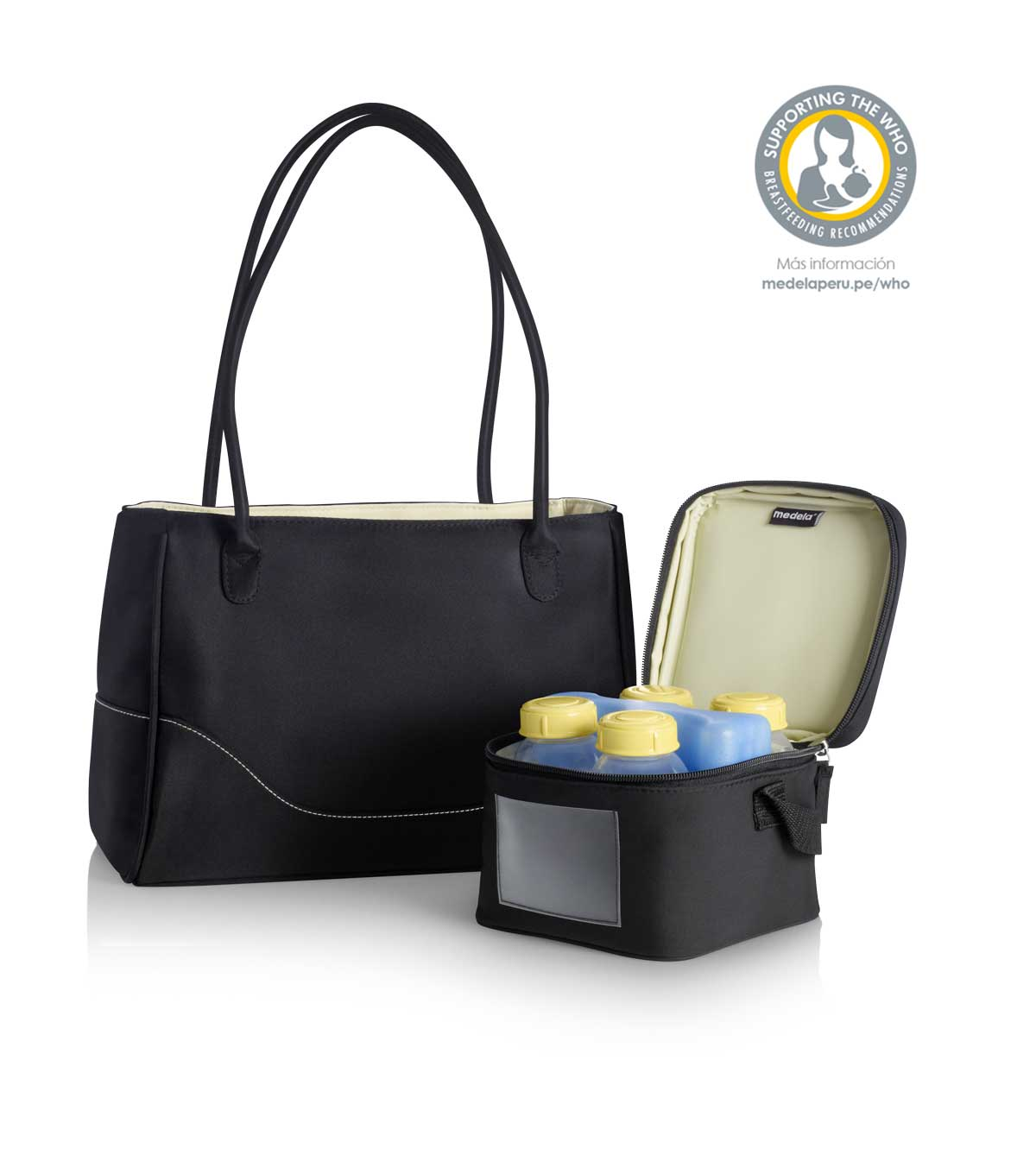 Citystyle™ breast pump bag